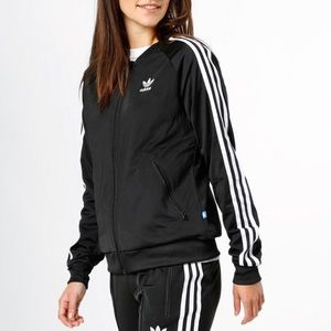 Adidas 3 Stripe SST Jacket